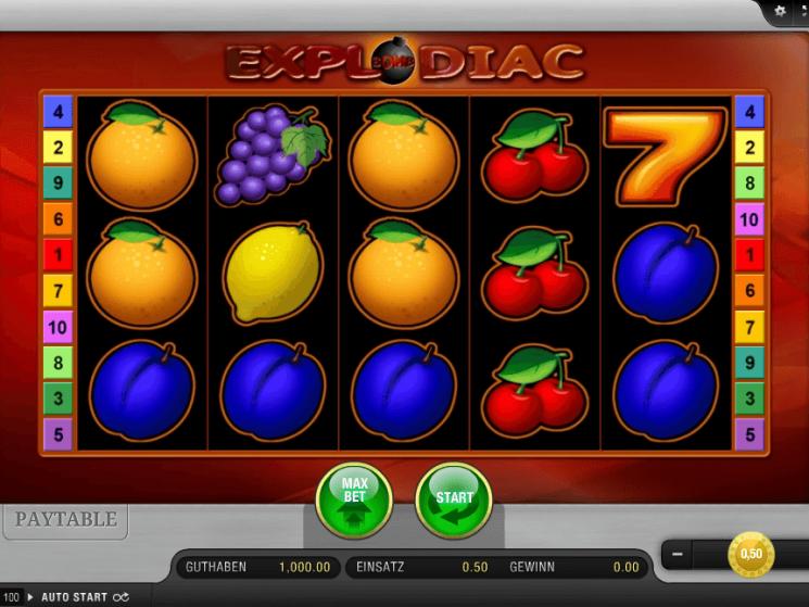 Explodiac  Spielen