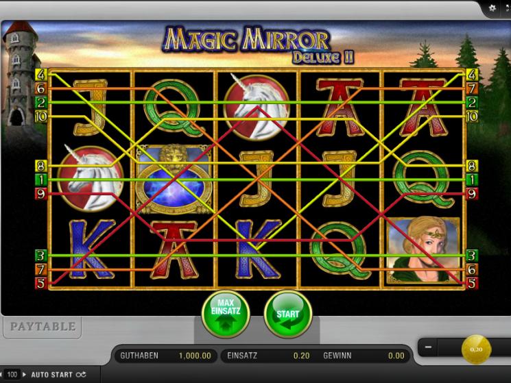Magic Mirror Deluxe II  Spielen