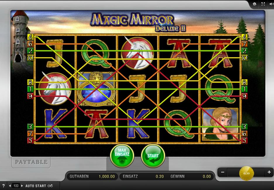 Magic Mirror Kostenlos Spielen