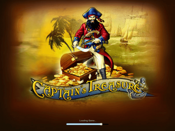 Captains Treasure  Spielen