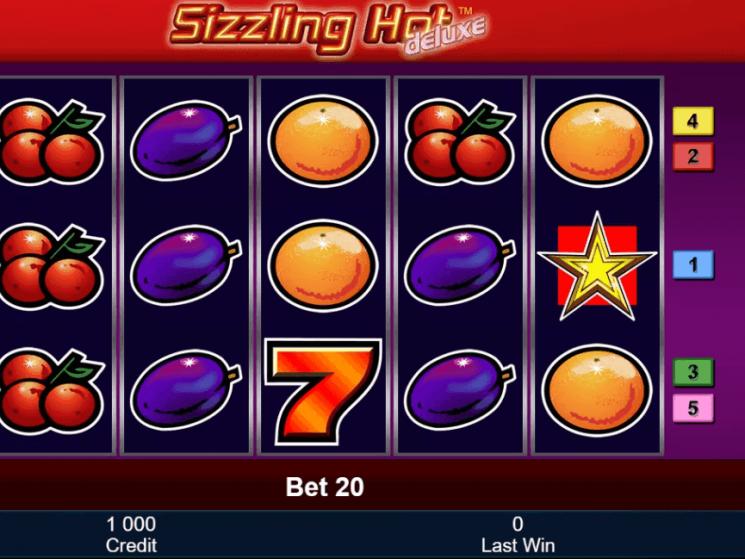 Kostenlos Automaten Spielen Sizzling Hot