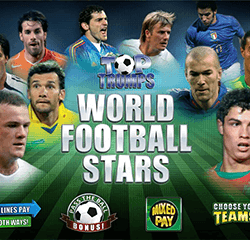 Top Trumps World Football Stars  Spielen