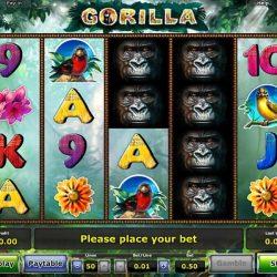 Gorilla Spielen