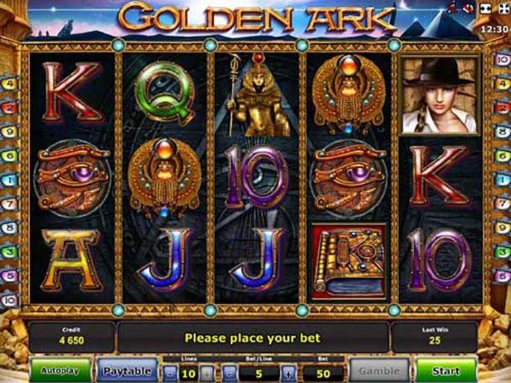 Golden Ark  Spielen