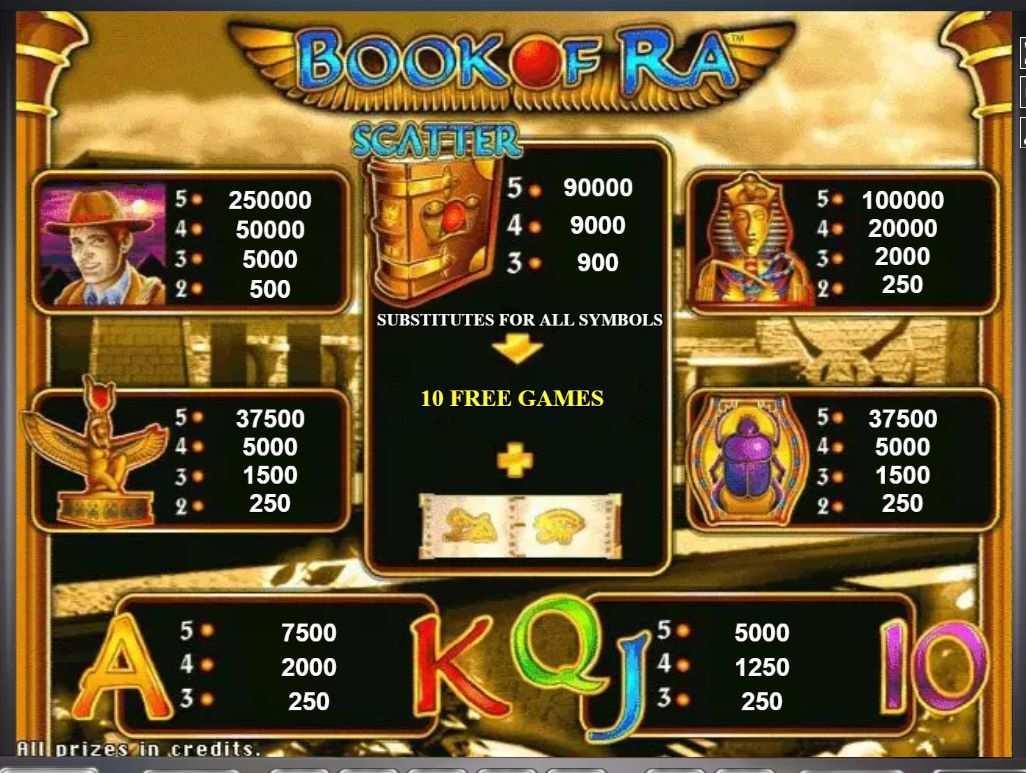 Book of Ra kostenlos spielen ohne anmeldung