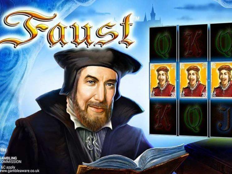 Faust Slot  Kostenlos Spielen ohne Anmeldung