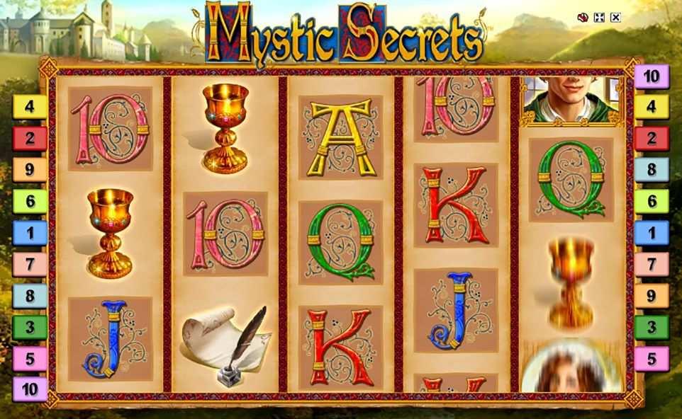 Mystic Secrets kostenlos spielen