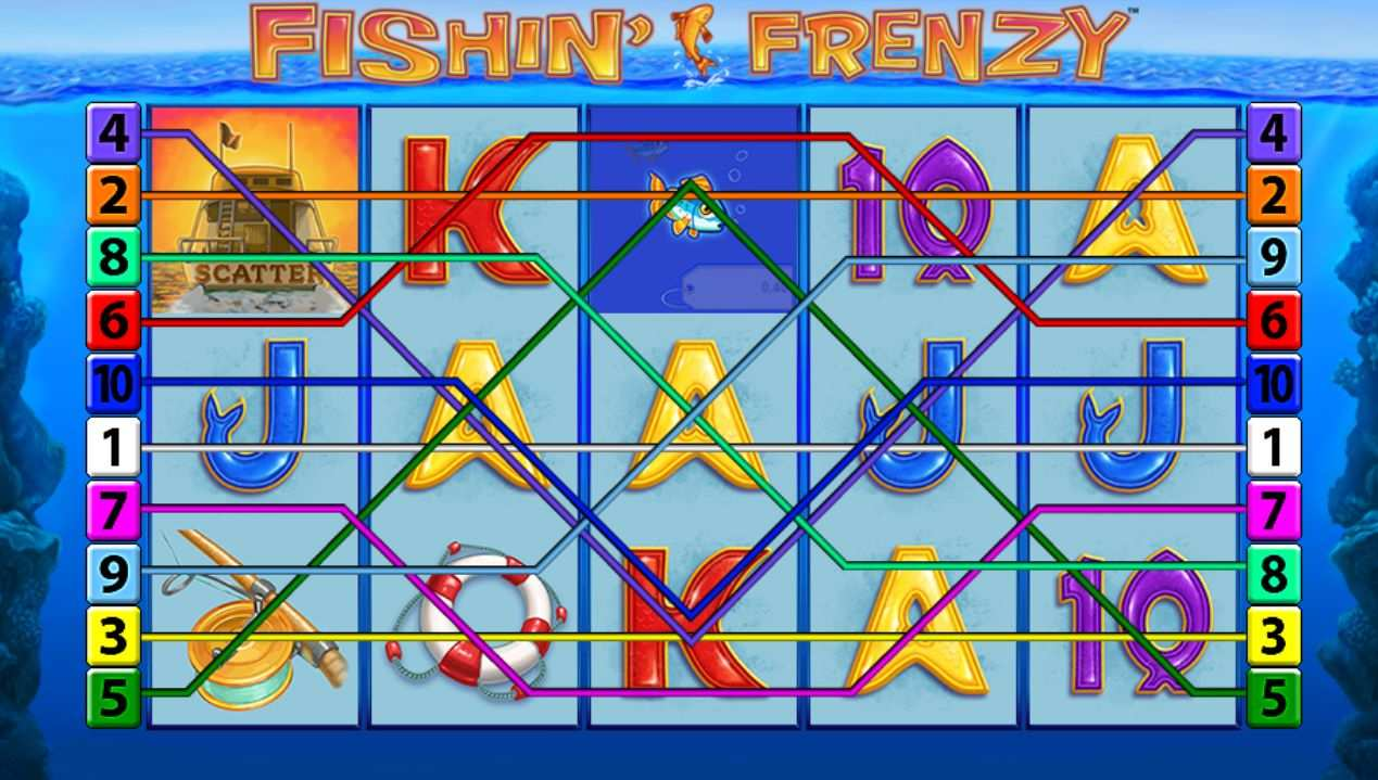 Fishin Frenzy Kostenlos Spielen