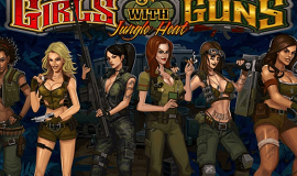 Girls With Guns – Jungle Heat