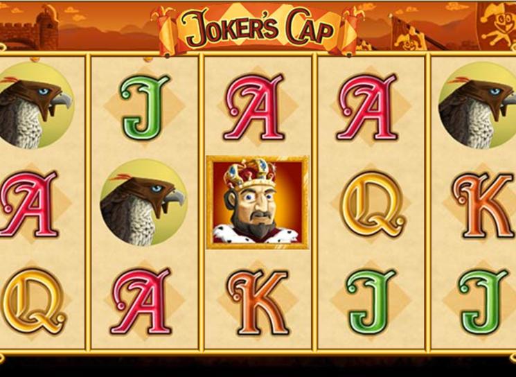 Jokers Cap