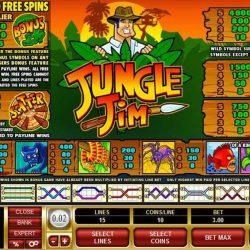 Jungle Jim    Kostenlos Spielen ohne Anmeldung