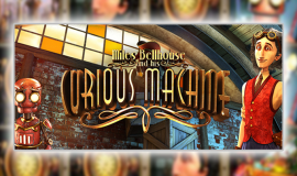 Miles Bellhouse And His Curious Machine