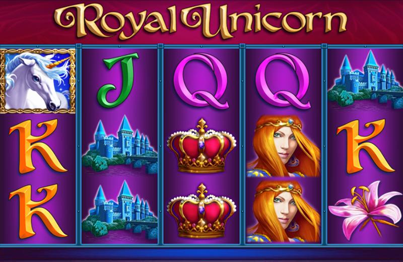 royal unicorn kostenlos spielen ohne anmeldung