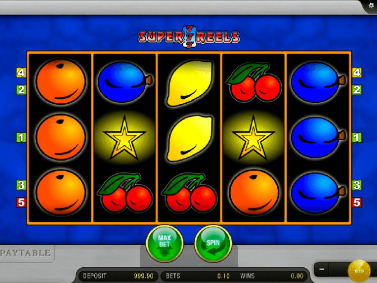 Super 7  Kostenlos Spielen ohne Anmeldung