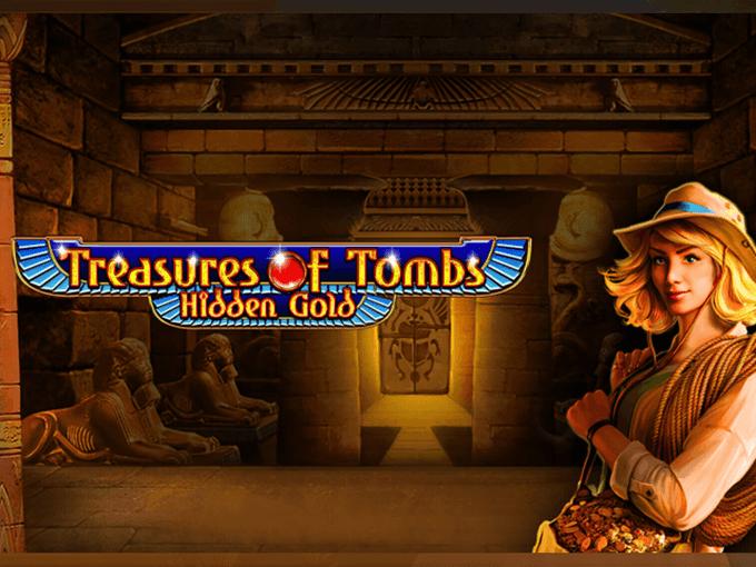 Treasures Of Tombs: Hidden Gold