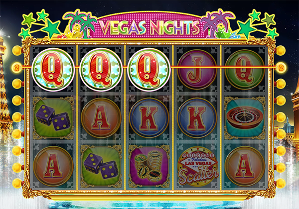 Blazing 7s blackjack